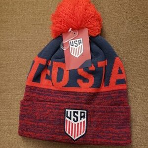 Other - NWT US Soccer Beanie